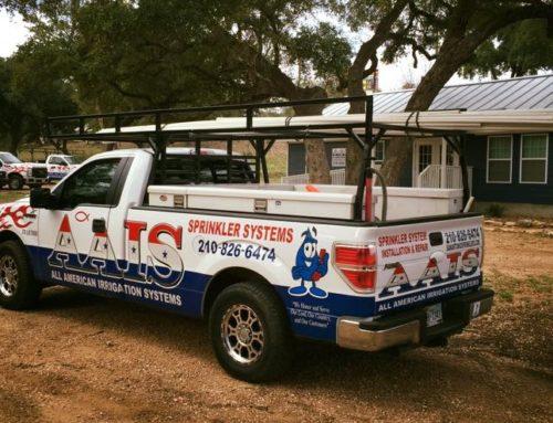 AAIS Sprinkler System Repair Team