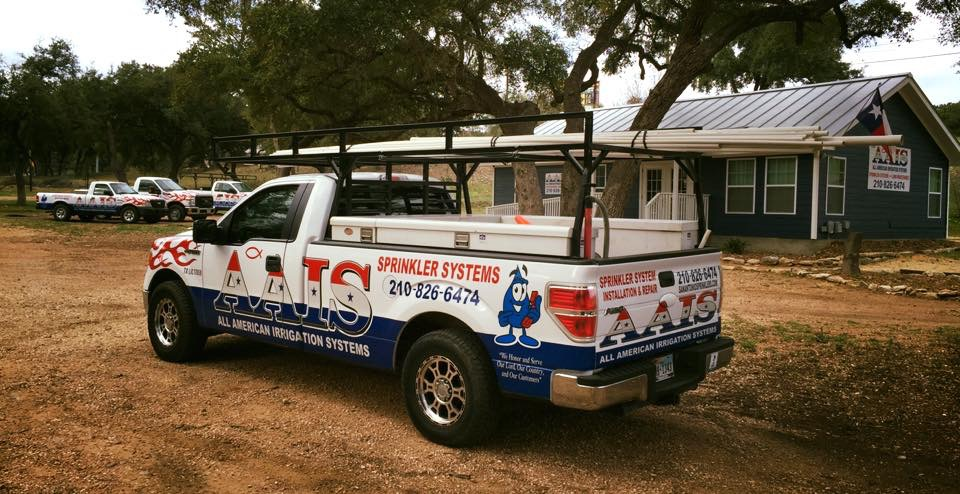 San Antonio Sprinkler Repair Irrigation System