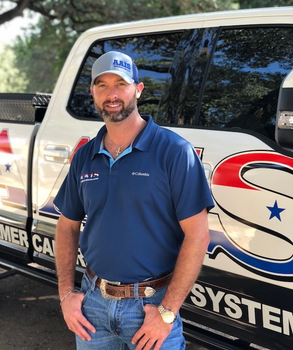 Chris Mayberry The Owner Of All American Irrigation Systems Was Raised In San Antonio Texas And Has Over 23 Years Experience